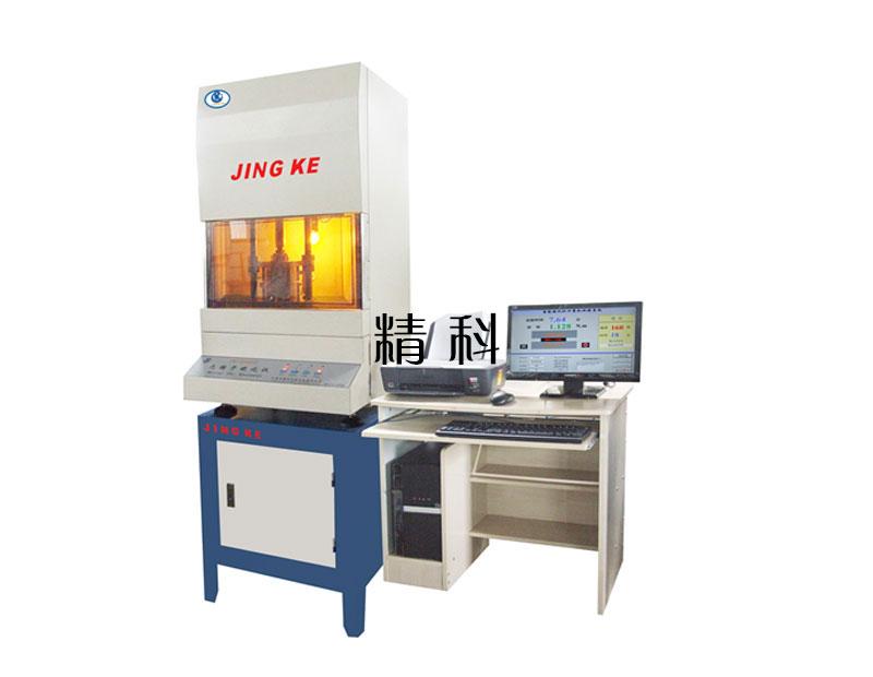 JK―2000E橡膠無轉子硫化儀